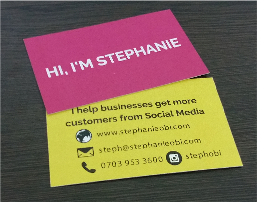 Printing insights for businesses printspirations by printivo a business card should be a conversation starter it should make everyone who give think about you differently and remember everything about you reheart Choice Image