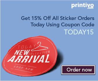 sticker offer by Printivo