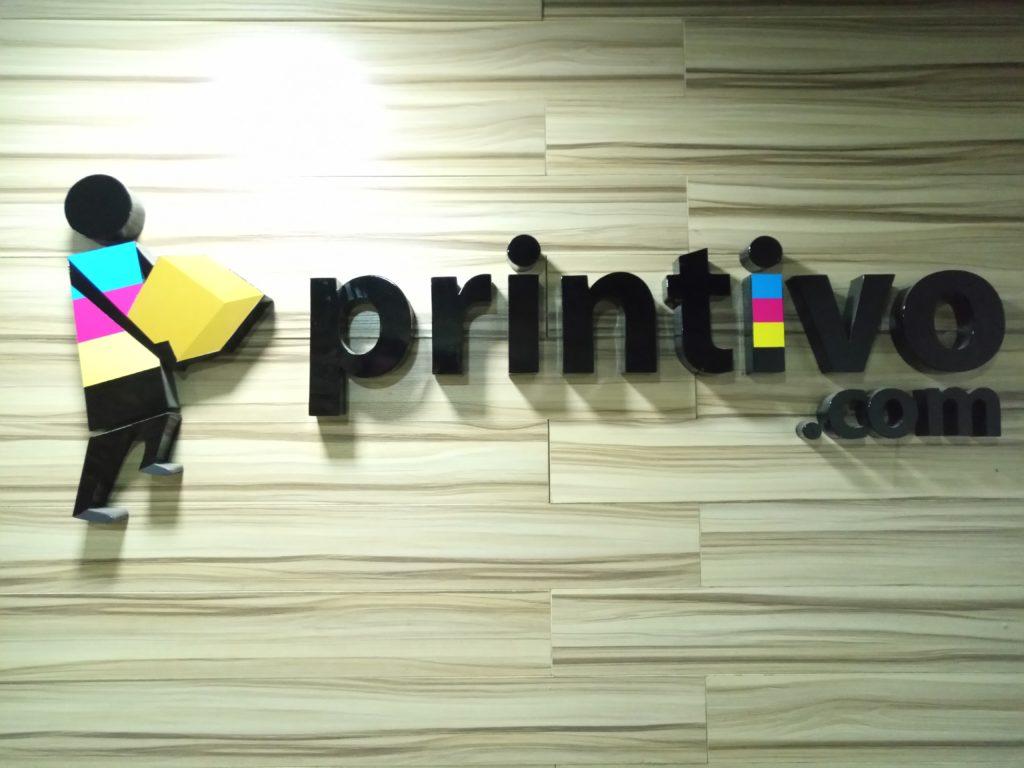 Printivo's logo