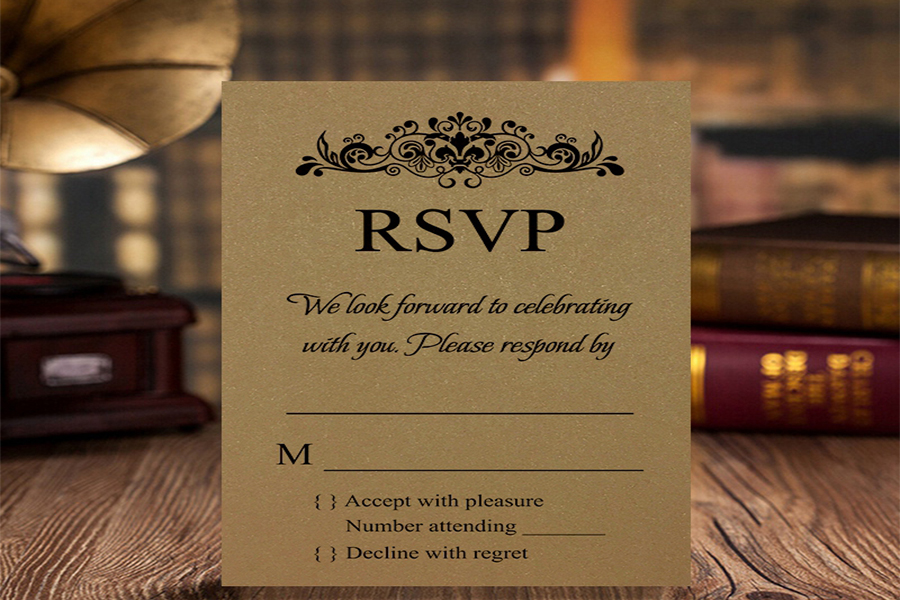 Six Essentials to Know When Selecting an Invitation Card