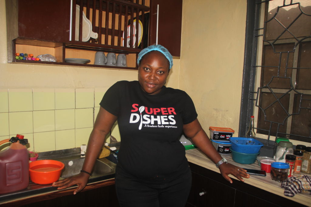Souper Dishes Founder, Nneka Adesanya